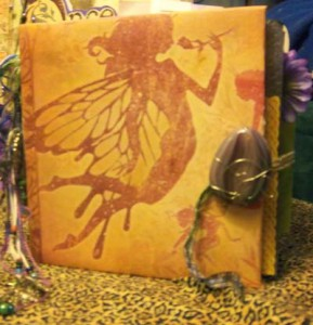 Faerie Book for Chels