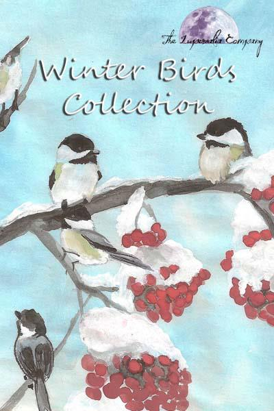 Winter Birds Collection