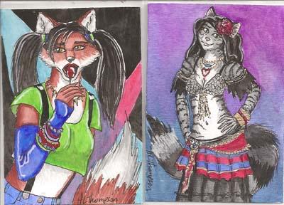 Furry Cards