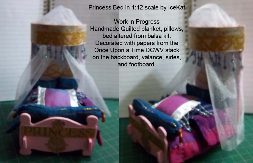 Gypsy Princess mini Bed