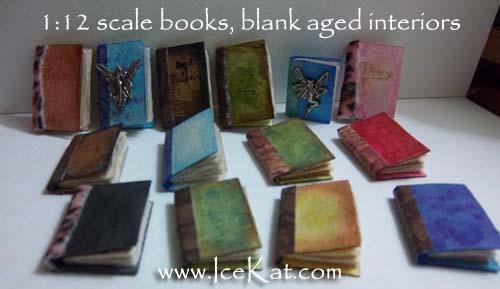 Various Mini Books