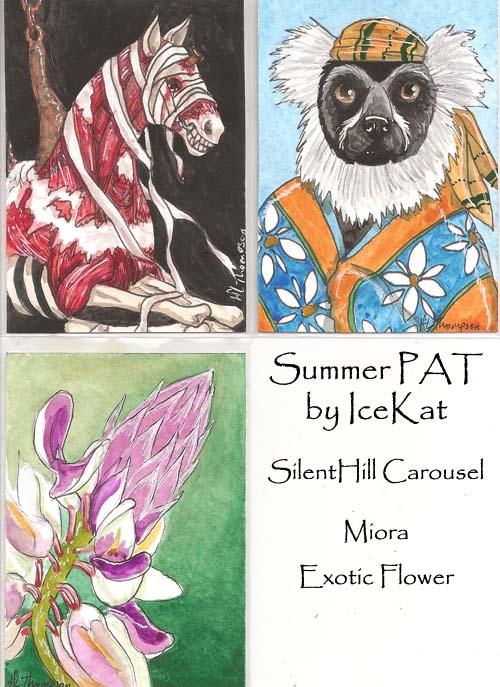 iATCs Summer PAT part 2