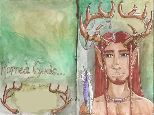 Horned Gods Deco Cover