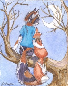 Poet and the Fox