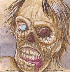 Zombie for Laurie's Deco