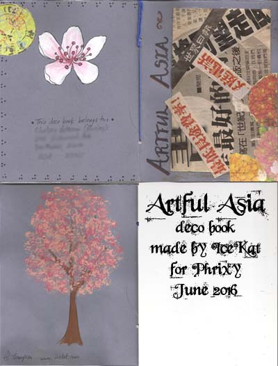 Artful Asia deco book