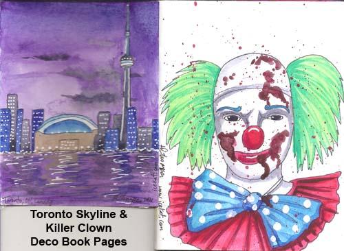 Toronto_Clown  Decos