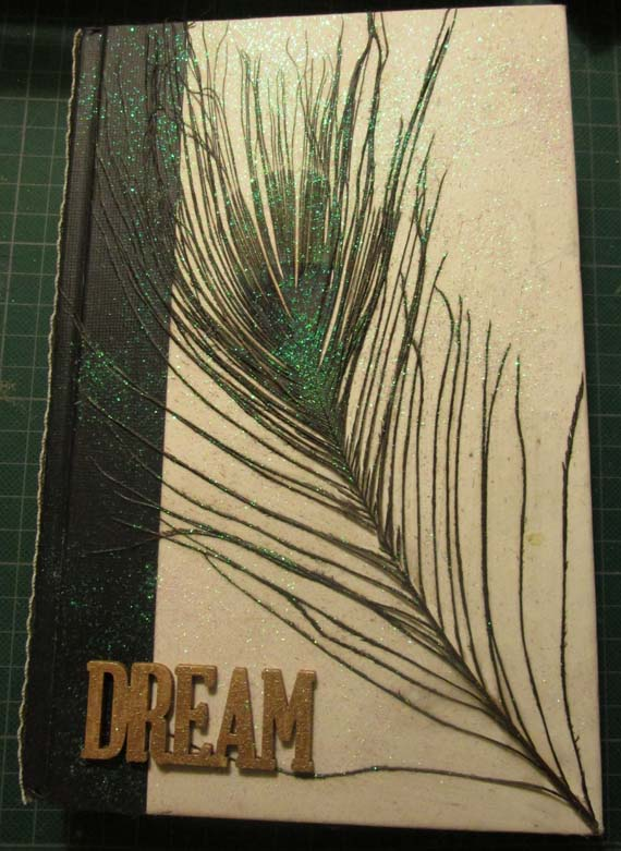 Peacock book cover