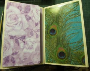 Peacock book pages 2
