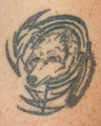 George's Wolf