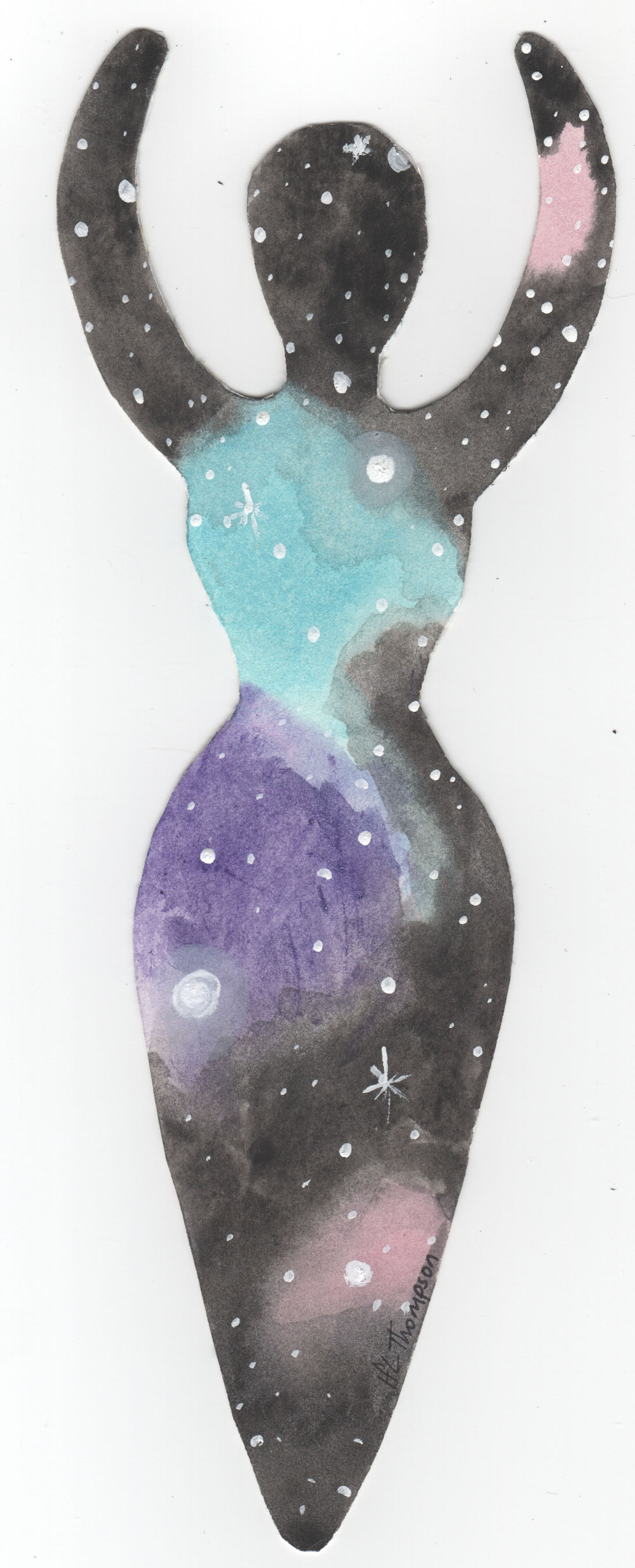 Cosmos goddess