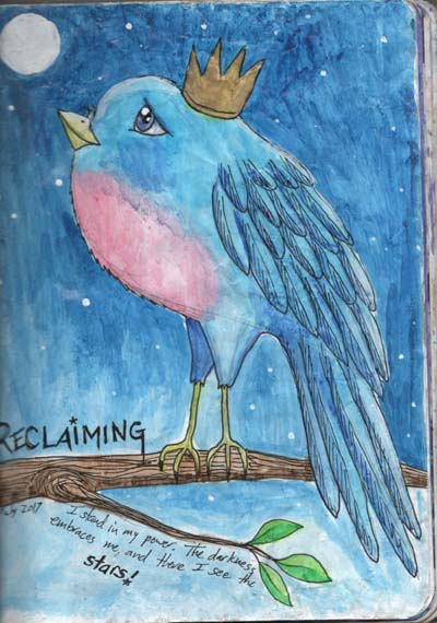 Reclaiming Bird by IceKat
