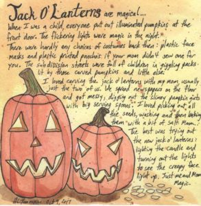 #octBOSchallenge Jack O Lanterns