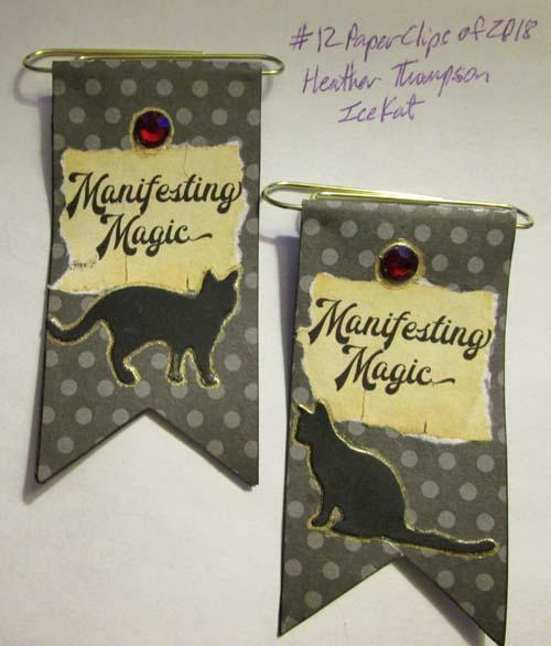 Jan Paperclips Making Magic